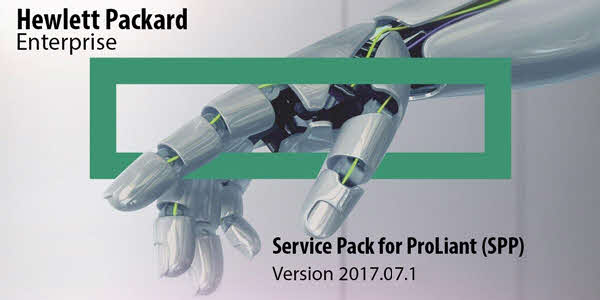 HPE Service Pack For ProLiant 2017.07.1