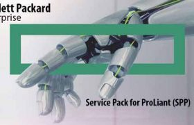 HPE Service Pack For ProLiant (HPE SPP)