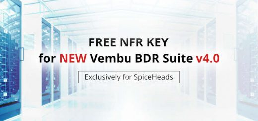 Free NFR Key exclusively for SpiceHeads