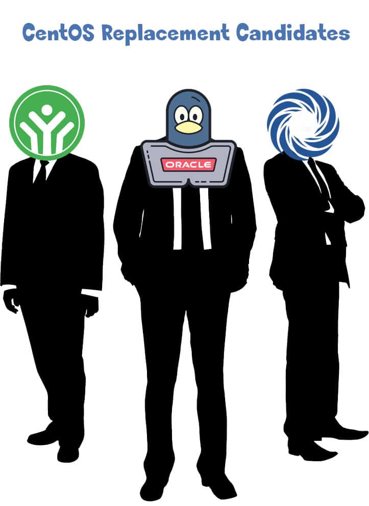 CentOS Replacement Candidates