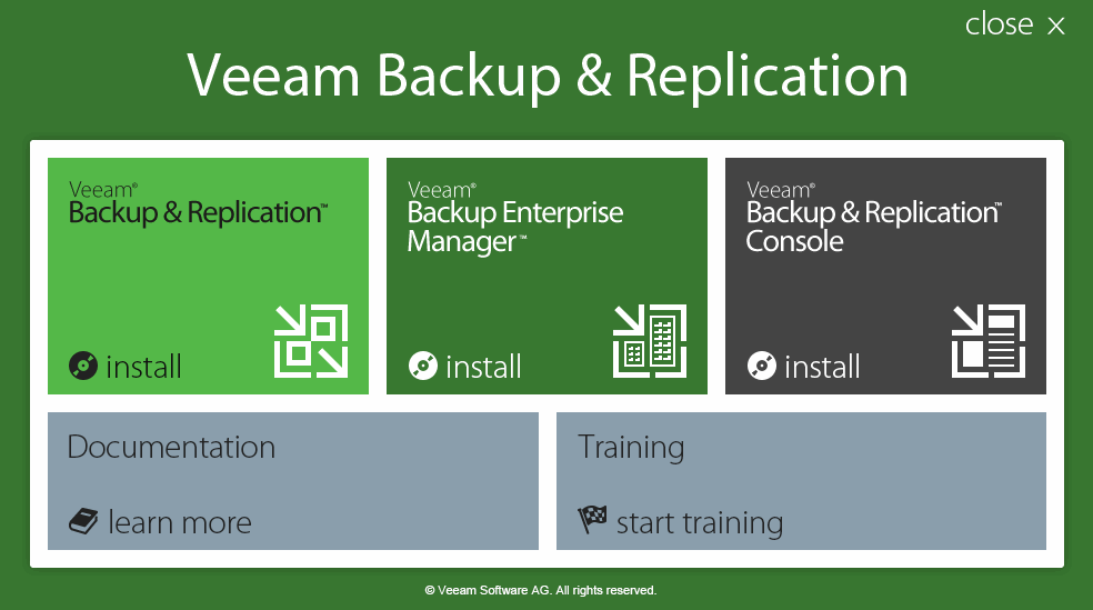 Review]: Veeam Backup & Replication 9 5 Update 3a - Davoud
