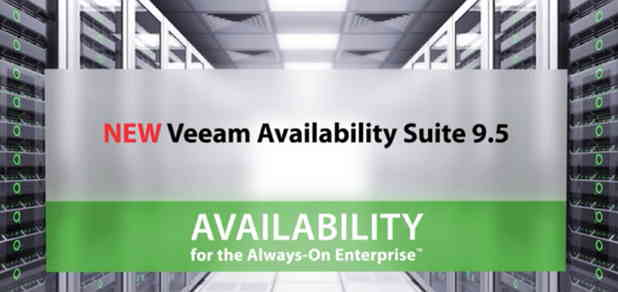 Veeam Availability Suite 9.5